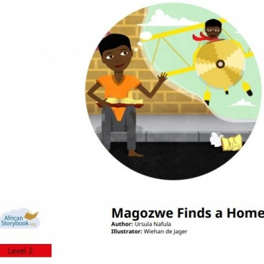 Magozwe finds a home